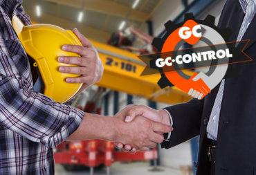 GC-Control päivittää nosturin ohjausjärjestelmän