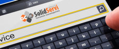 Ajantasainen SolidServi rekisteri